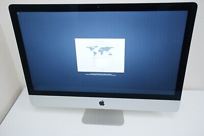 "Apple iMac 27"" 3.4 GHz Core i7 2TB Fusion 32GB RAM 2012 PLEASE READ"