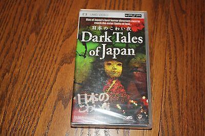 Dark Tales of Japan PSP UMD Brand New