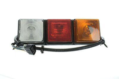 One Truck-Lite Rubbolite 8002 Truck Stop Turn Tail Backup Lamp Module 12V GMC GM