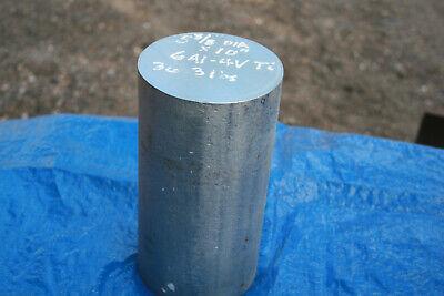 Titanium Rod 6al-v4 5 38 X 10