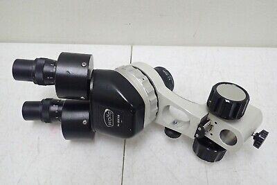 Wolfe 856708 0.7-4.5 Stereo Zoom Microscope Head W Wild Heerbrugg 10x Eyepieces