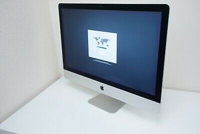 "Apple iMac 27"" 5K 3.2 GHz Core i5 1TB Fusion 16GB RAM 2GB GFX 2015 Desktop"