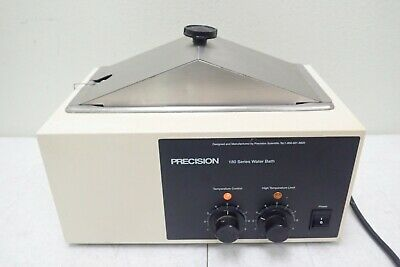Precision Scientific Cat. 51220070 Model 66630 180 Series Water Bath