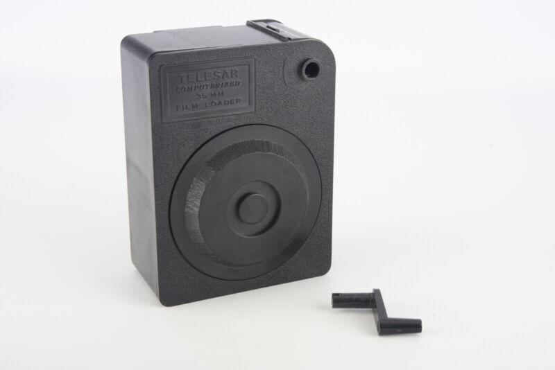 Telesar Professional Computerized 35mm Bulk Film Loader with Crank V09