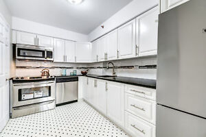 Beautifully renovated, 3bd apartment in Côte-des-Neiges