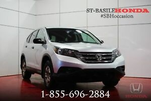 Honda CR-V 2014 LX + MAGS + CAMÉRA + BLUETOOTH + CRUISE + WOW !!