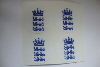"ENGLAND 3 LIONS  x  16  CROWN GREEN STICKERS  1""  LAWN BOWLS   AND INDOOR BOWLS"