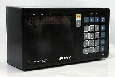 Sony Single Axis Digital Readout Lh51-1