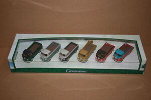 1:72 CARARAMA VOLKSWAGEN VW UTE 6 CAR SET BNOLSTOCK $8.00courieDELIVERY AUSTWIDE