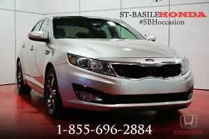 KIA Optima 2012 EX + BLUETOOTH + MAGS + A/C + WOW !