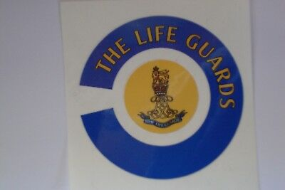 16  THE LIFE GUARDS  BOWLS STICKERS   8 FINGER + 8 THUMB LAWN BOWLS