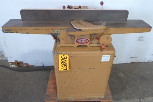 "6"" Powermatic Jointer Model 50, 3/4 HP, 3 Phase, Low Price (30857)"