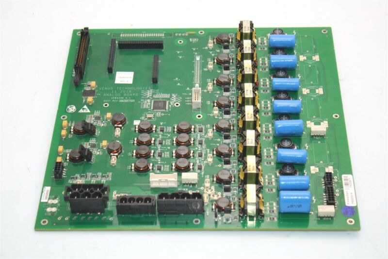 Venus Concept Technologies FR203331A Analog Board PCB Medical Card