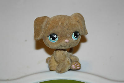 LITTLEST PET SHOP FUZZY GOLDEN RETRIEVER DOG #320