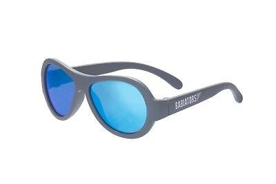 BABIATORS USA Kinder Sonnenbrille  Blue STEEL blau original Gr. 0-3 u 3-5 Jahre