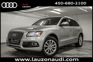 2016 Audi Q5 2.0T PROGRESSIV TOIT PANO PUSH TO START