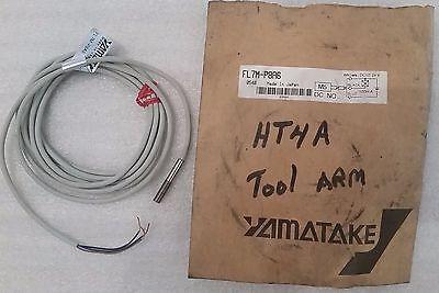 Mitsui Seiki Ht4a Tool Arm Yamatake Fl7m-p8a6 Proximity Switch Machine Honeywell