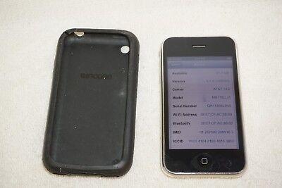 Apple iPhone 3GS - 32GB - White (ATT - Unlocked) A1303 (GSM) MB718LL/A