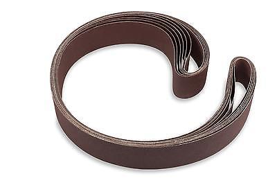 2 x 132 sanding belt 80 grit A//O KA537  10// per pack