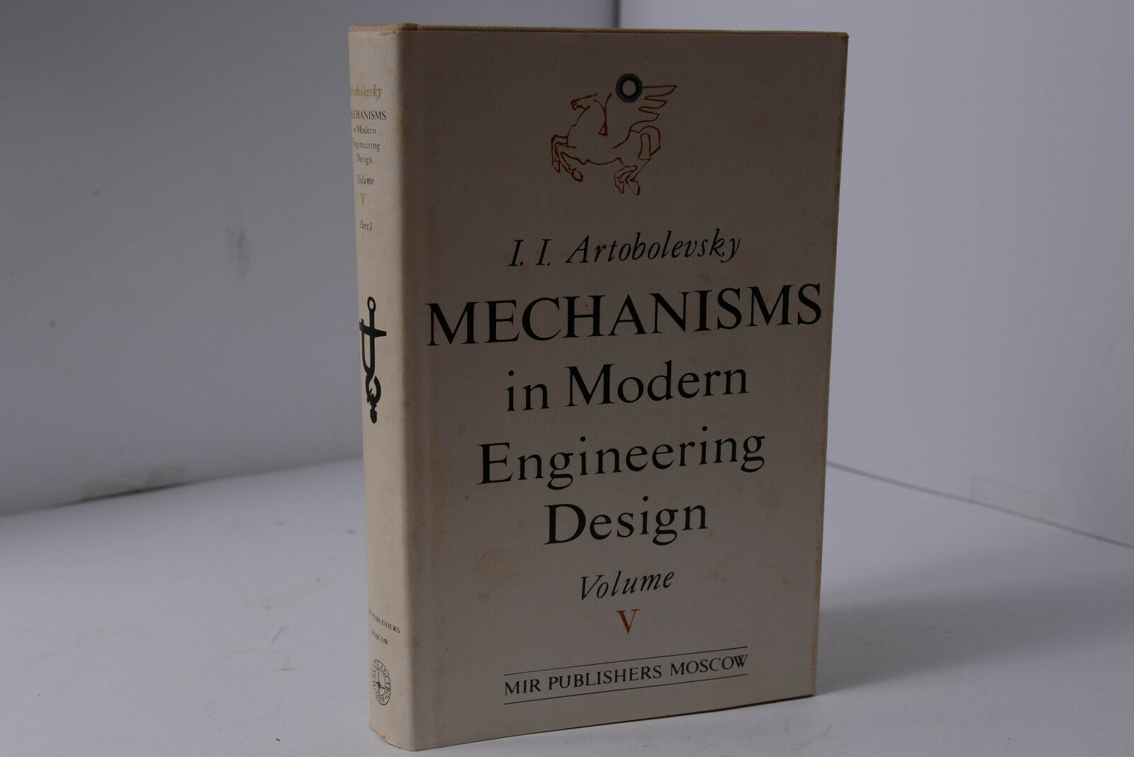 Books mechanics in modern engineering design volume v 1 by i i artobolevsky rare fandeluxe Image collections