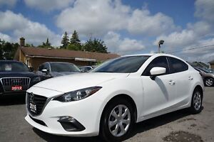 2016 Mazda Mazda3 ACCIDENT FREE | NAVI CAPABLE | GX MODEL | L...