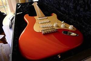 Fender Custom Shop Classic Player Stratocaster 2005 Wilson Canning Area Preview