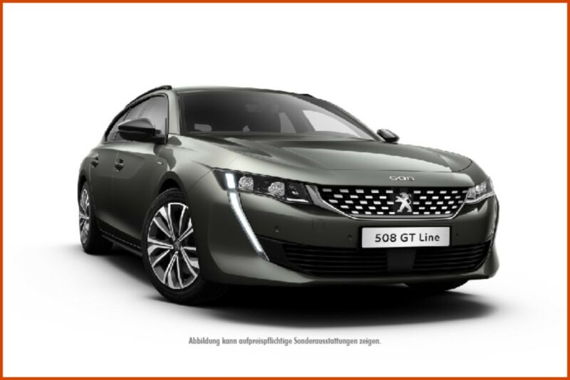 Peugeot 508 SW Allure GT-Line Night Vision