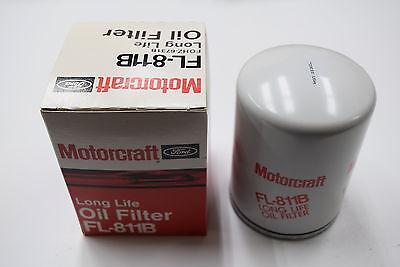 Motorcraft OEM Oil Filter FL-811B / F0HZ-6731-B 1987 - 1993 6.6L 7.8L FTO Diesel