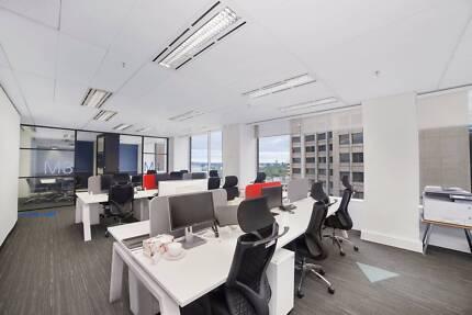 Hot Desk or Permanent Desk in Sydney CBD