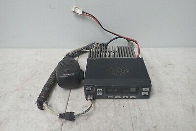 Kenwood Tk-762hg-1 Vhf Fm Mobile Two-way Transceiver Radio W Microphone Kmc-35