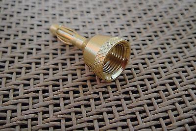 Monster Lock Master Pin - Monster Lock Master Pin Banana for Bi-Wire & Speaker Cable Modular Termination