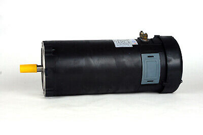 Dc Motor Brush-type 56 Frame Zyt48-06 With 48vdc 1.5hp 1800rpm Tefc Ul 109264
