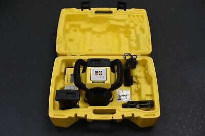 Leica Rugby 620 Rotary Laser Level With Rod Eye 140 Classic