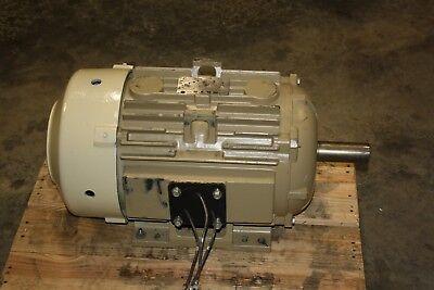 New Ge 30 Hp Electric Motor 1780 Rpm Inverter Duty 286t Cat 5ks286saa20808