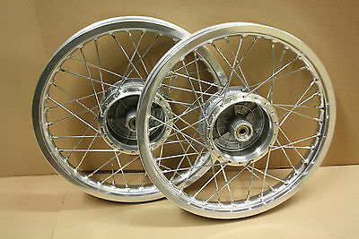 2x Simson 16 Zoll Felge Rad Räder Alufelge S50 S51 Schwalbe KR51 Spatz Star