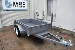 NEW 7X4 TRAILER WITH BRAKES - AUSTRALIAN MADE Holden Hill Tea Tree Gully Area Preview