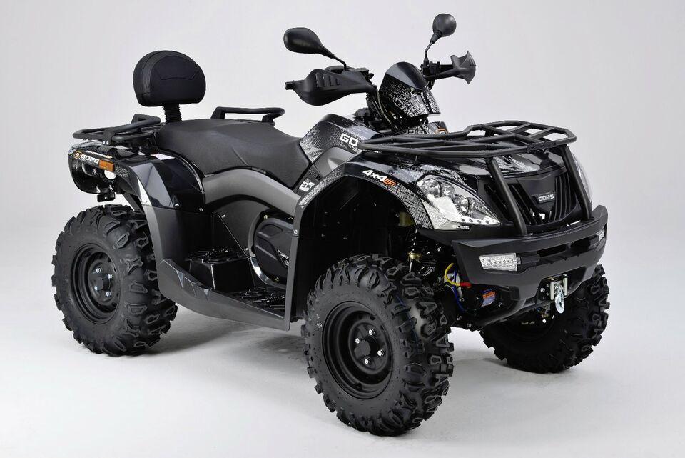 GOES Cobalt MAX 500 4x4 LOF Zulassung ( ATV QUAD UTV ) in Eging am See