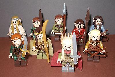 Lego Herr der Ringe / Der Hobbit - Auswahl Minifiguren -