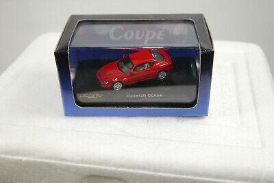 Ricko Maserati Coupè Rosso No.38805 Modellino Auto 1:87 Conf. Orig. K28 10