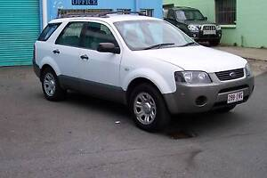 2004 Ford Territory TX SX  : Weekly Payments From $28.00 TAP Ashmore Gold Coast City Preview
