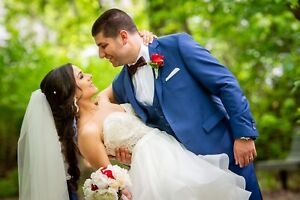 Wedding Dress - Ballgown    Robe de mariée