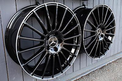 18 Zoll V4 Felgen für Mercedes A C Klasse W176 W177 W204...