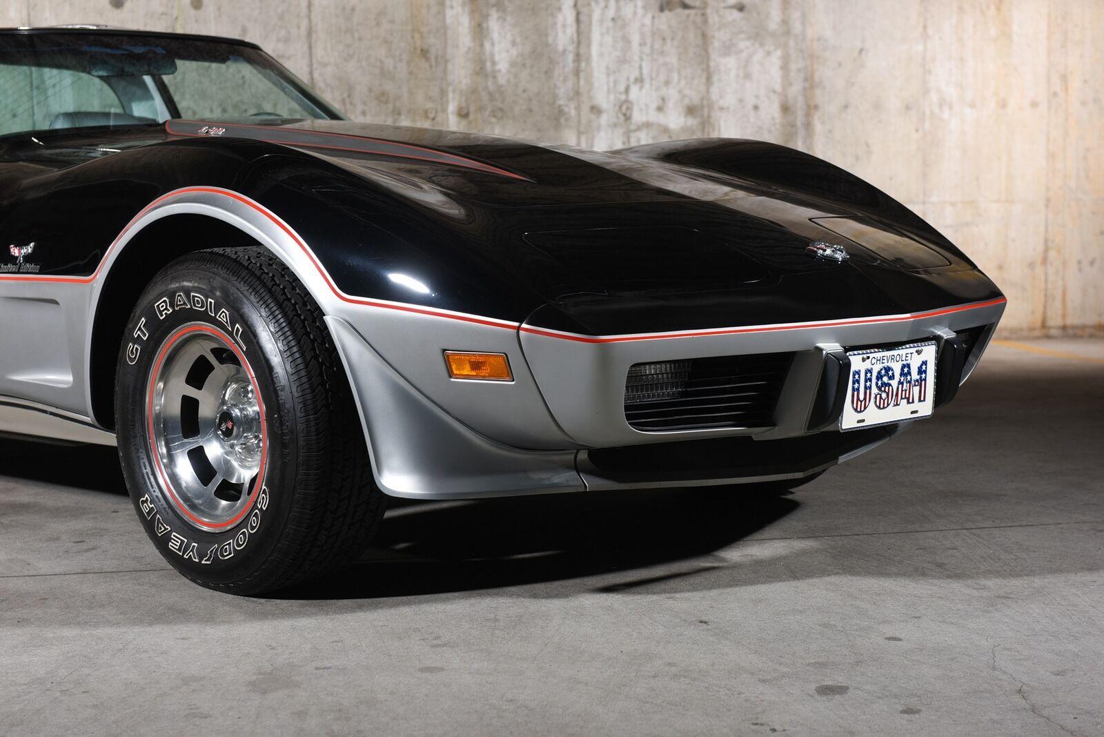 1978 Black Chevrolet Corvette   | C3 Corvette Photo 9