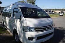 2015 Foton Transor LWB Van with Cummins ISF 2.8l Turbo Diesel Southport Gold Coast City Preview