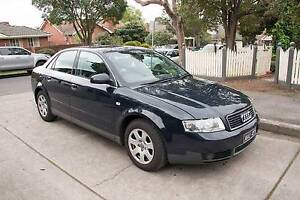2003 AUDI A4 Williamstown Hobsons Bay Area Preview