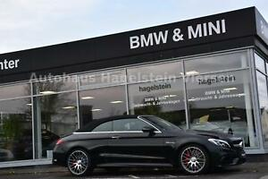 Mercedes-Benz C 63 S AMG Cabrio LED/360'/Voll/LED/Comand/Pack