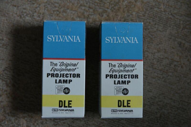 2 sylvania projector lamp bulbs