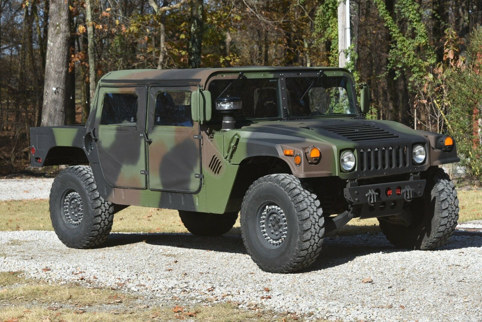 1980 Hummer H1 Blair Outlan 901-378-8877 Duramax HMMWV Humvee Frame off conversion Super Clean Done Correctly!