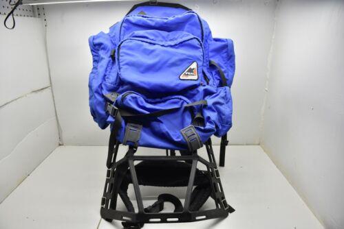 """Coleman Peak 1 Vtg Hiking Camping Extra Large Backpack 35"""" Flex Frame"""