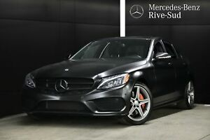 2015 Mercedes-Benz C-Class C400 4MATIC, TOIT PANORAMIQUE, BURMES